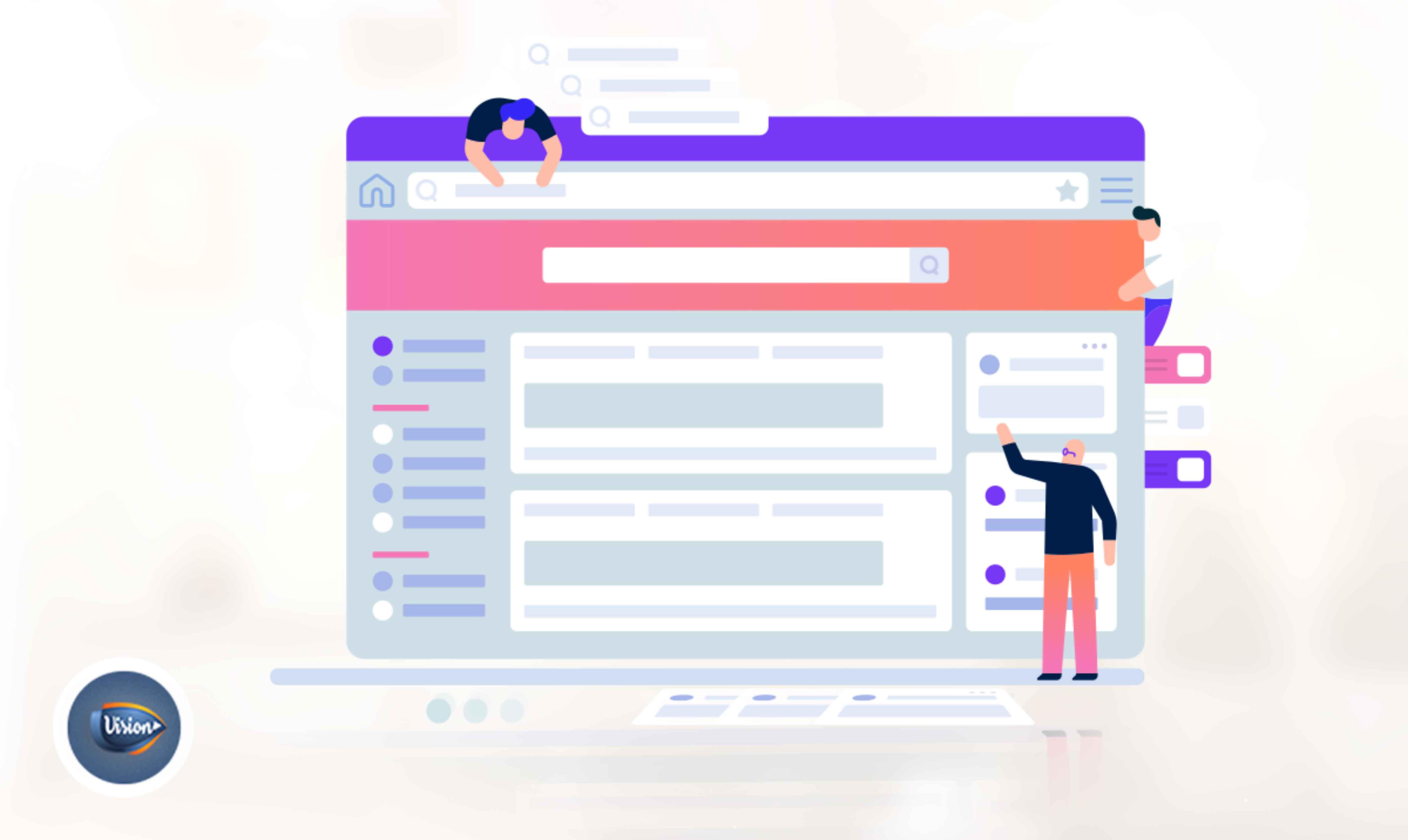 مراحل تنفيذ المواقع في موقعنا